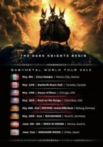 BABYMETALのワールドツアー2015 【海外の反応】