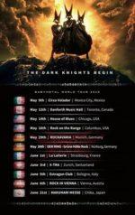 BABYMETALのワールドツアーに3ヶ国が追加! 神バンドのインタビューがくるか? 【海外の反応】